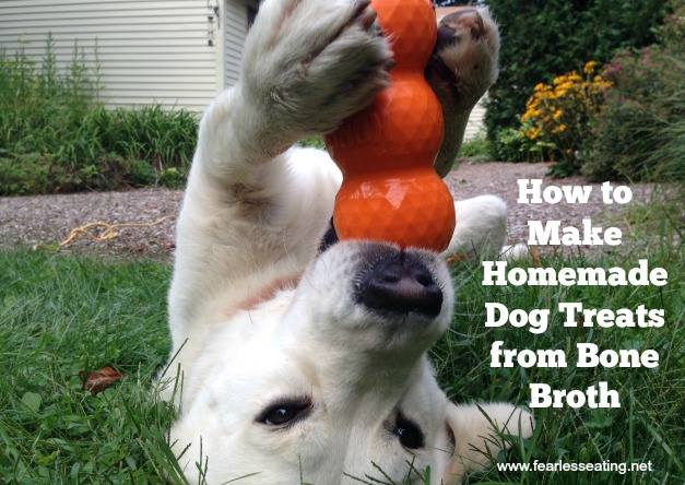 """Why You Should Make """"Meat Candy"""" For Your Dog"""