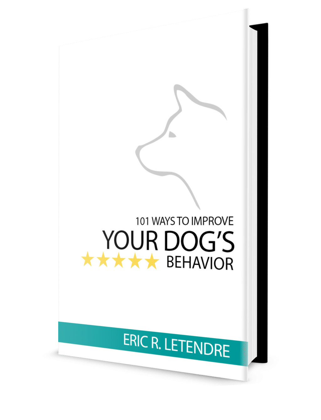 101 Ways To Improve Your Dog's Behavior Ebook